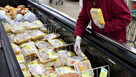 UK ministers gain power to allow lower-standard food imports