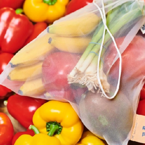 Aldi to trial reusable fresh produce bags