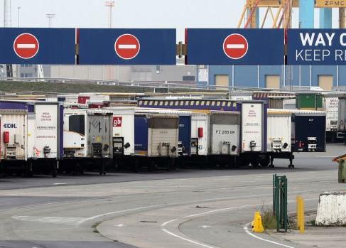 Road Haulage Association highlights lax vehicle checks at UK ports