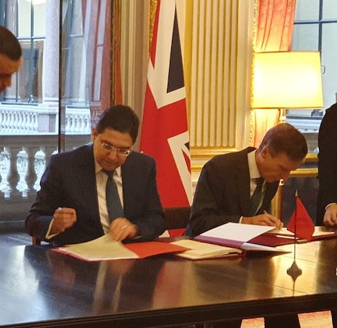 Morocco and UK Sign Post-Brexit Association Agreement