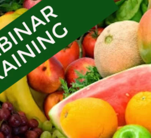 Course: Managing Pesticides in Fresh Produce