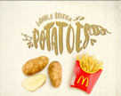 McDonald's issues grant to boost sustainability of UK potato growers