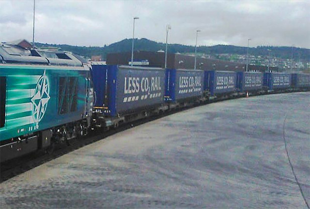 Government commits to more intermodal support for rail freight in future