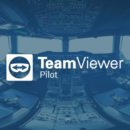 Minimizing human error and optimizing manufacturing workflow with TeamViewer Pilot