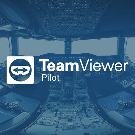 Minimizing human error and optimizing manufacturing workflow with TeamViewer Pilot