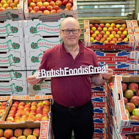 From field to fork, Covent Garden celebrates British Food Fortnight