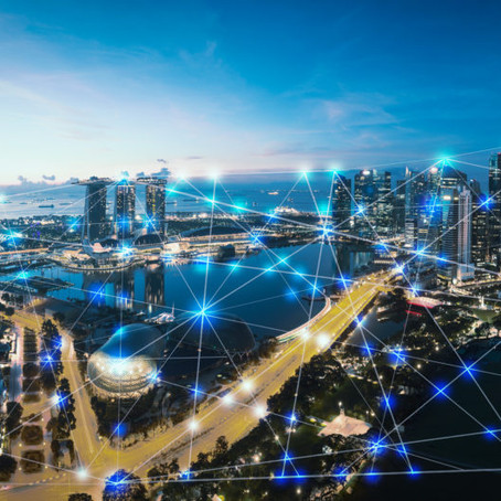 IoT smart cities: the long-range forecast for wireless connectivity