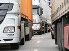 Food distribution charity sees supplies drop by up to 20% due to lorry driver shortage