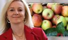 'How do you like them apples' Liz?