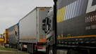 Freight traffic slumps and costs soar as Brexit friction bites