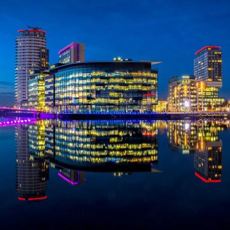 Vodafone to Launch New MediaCityUK Innovation Hub