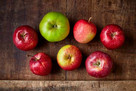 British apples available all year round as new varieties last in cold storage for up to a year