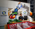 The new world of grocery shopping - online and big warehouses, according to Ocado