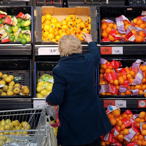 Shoppers could pay more after no-deal Brexit
