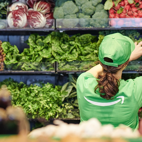 Amazon Exec: Quality Is Our Advantage in Grocery