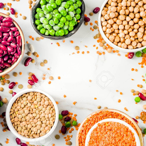 Are chickpeas and lentils the new apples and pears?