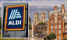 Aldi plans more distribution centres as it opens 100 new stores