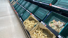 Rationing warning unless shoppers 'resist the urge to stockpile'