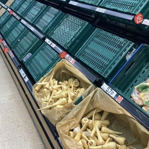 Rationing warning unless shoppers 'resist the urge to stockpile'