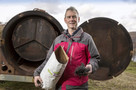 Farm waste charcoal may help farmers lock up soil carbon