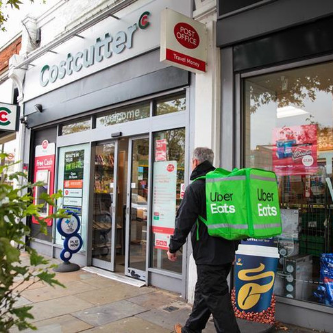 Costcutter announces national delivery partnership with Uber Eats