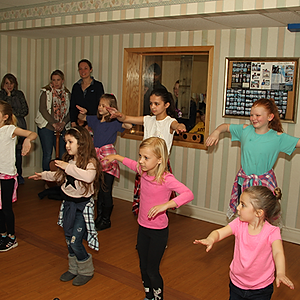 Students Perform at Portland Care & Rehabilitation Center