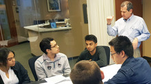 Hainline Hosts Tesla STEM HS Students for Built Environment Series Session 13