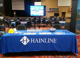 Hainline Attends NTLA Conference