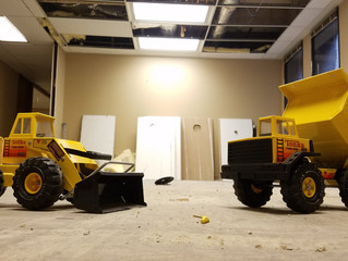 Hainline Office Gets a Makeover