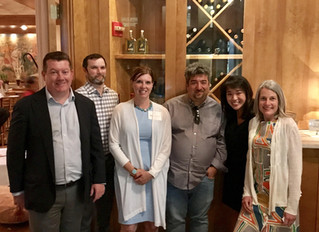 Hainline's Yong Lee Dunbar Attends Jeffersonian Dinner on STEM Education and Equity