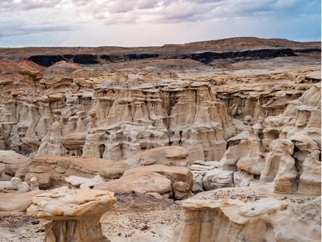 Must See Places in the Bisti Badlands, New Mexico