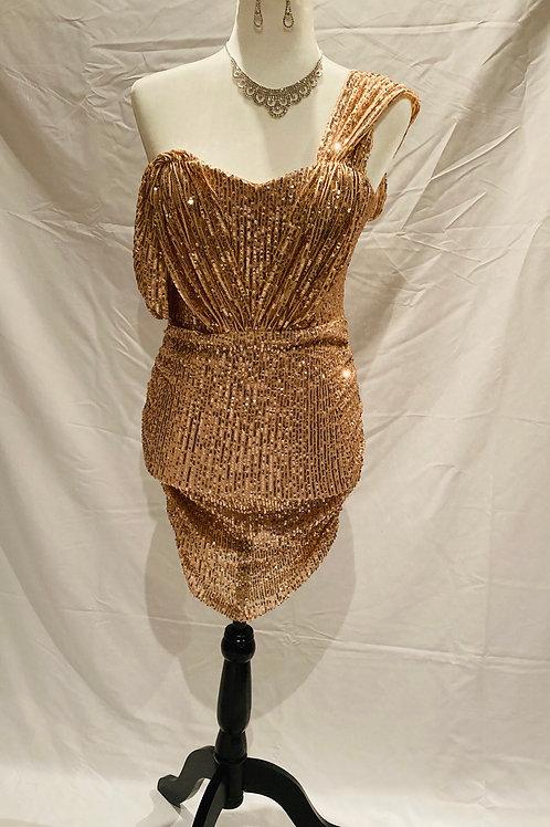 Shimmer & Shine Dress