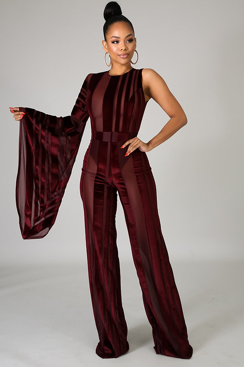 Velvet Lane Jumpsuit
