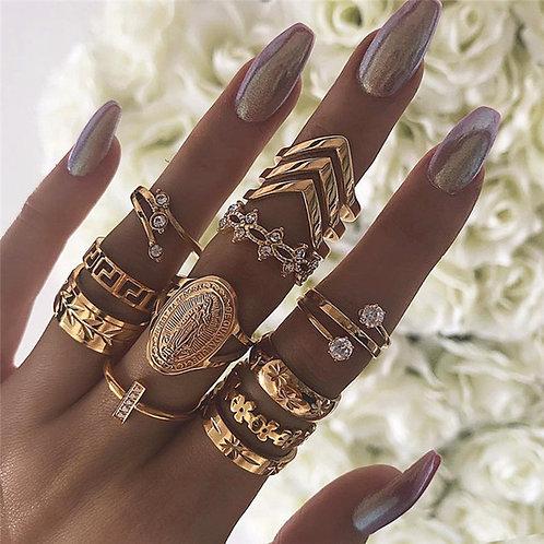 Mary Ring set