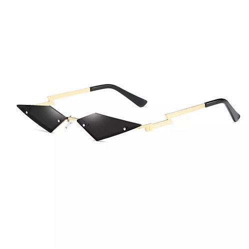 Diamond Bolt Glasses