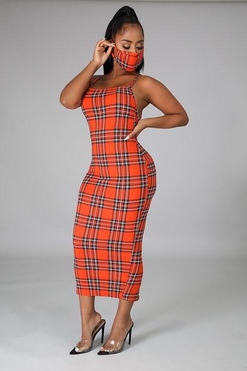 Im Done Talking Dress