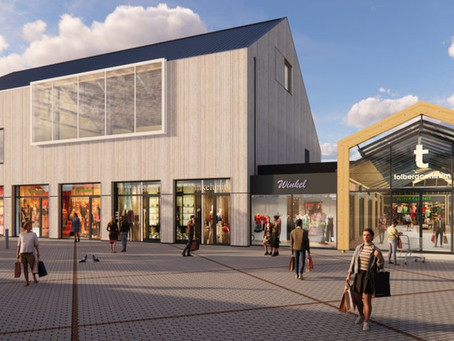 Verbouwing en uitbreiding winkelcentrum Tolberg in Roosendaal voorjaar 2021 van start