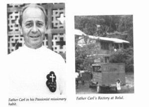 Rev. Carl Schmitz
