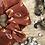 Thumbnail: Terracotta  petites feuilles