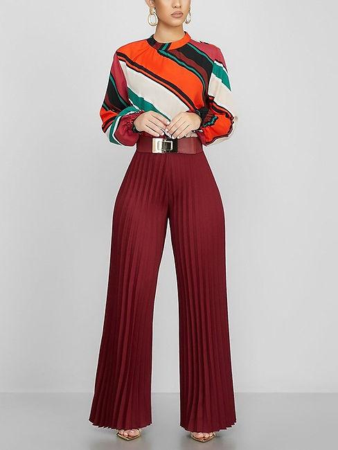 burgundy-pleated-palazzo-pants-flared-wo
