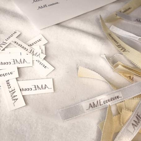Fabriquer ses étiquettes en tissus