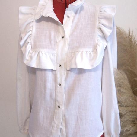 Coudre La chemise Margerie