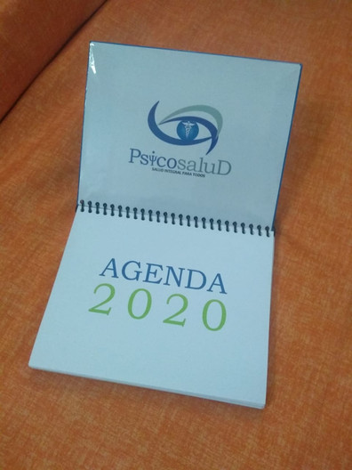 Agenda PsicosaluD Interior
