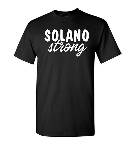 Solano Strong Fundraiser Shirt