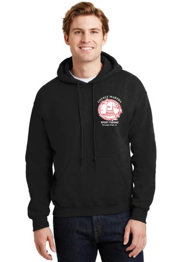 Lovely Martha Hooded Sweatshirt