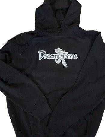 Dream Xtreme Unisex Hoody -Grey/Black art
