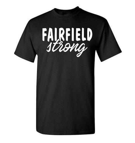 Fairfield Strong Fundraiser Shirt