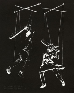 Puppets of Violence