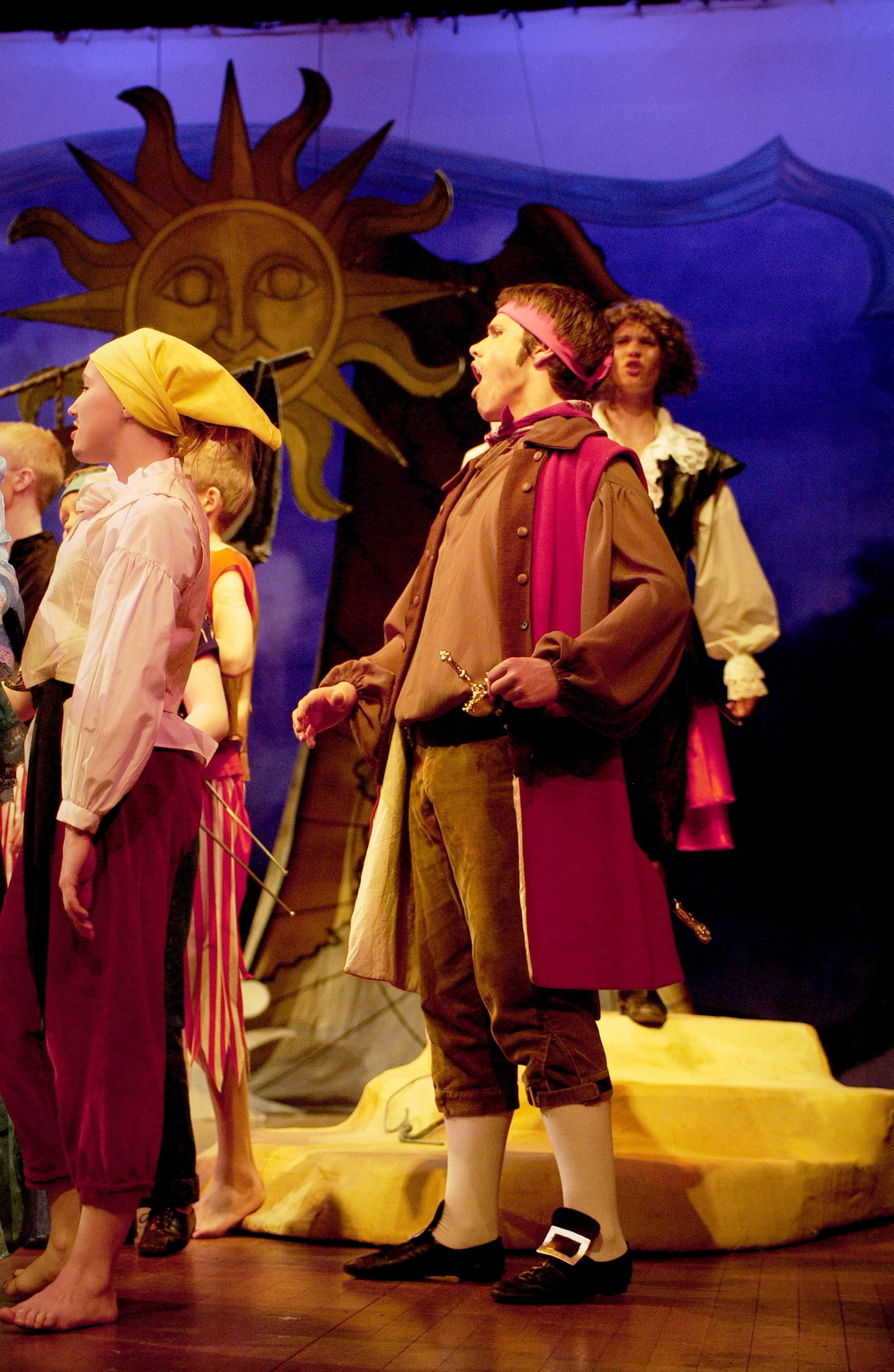 Pirates of Penzance - 2004