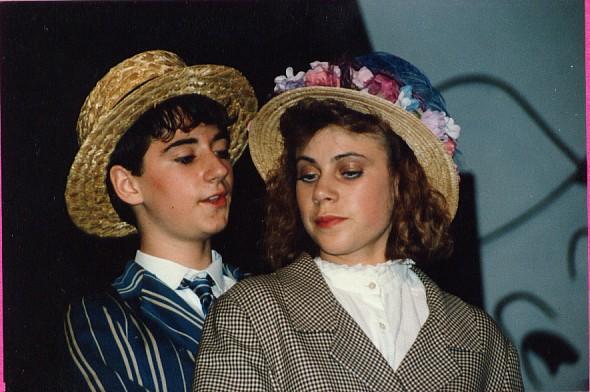 Charlie Chaplin - 1989